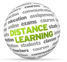 distance learning world